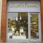 Le Pot à l'Envers. Boutique de potiers à Moissac (82)