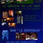 Le DOMINIUM BAR CAFE