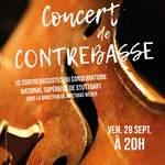 Concert de contrebasses