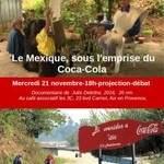 Le Mexique, sous l'emprise du Coca-Cola