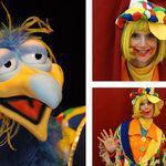 """Clown Confetti & Kouak-Kouak        - Un spectacle enfants """"magique plein de facétie"""""""