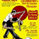 SALSA - stage-soirée à Lomener (Ploemeur, 56)