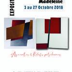 Exposition Ducau Madeleine