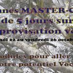 MASTER-CLASS de 5 jours sur lImprovisation vocale