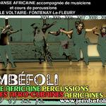 DANSE AFRICAINE / PERCUSSIONS AFRICAINES