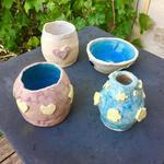 Stage poterie parent / enfant