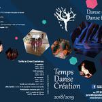 Temps danse création  - Cours de danse modern-jazz et Pilates