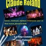 Claude Roland - Les spectacles et Orchestre