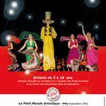 Le Petit Monde Artistique: arts du music-hall et cours de danse.