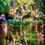 Lézard des arts - Mystic  - Noël féérique dans le monde enchanté de Mylésia
