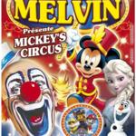 Cirque Melvin - Spectacle pour fin d'année