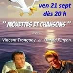Mouettes et Chansons en concert