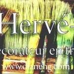 Diane Hervé-Gruyer - Peintre décorateur en trompe-l'oeil