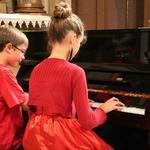 Claudine BAS - cours de Piano