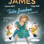 """Marianne James dans """"Tatie Jambon"""" - Festival Césarts"""