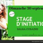[ Salsa Cubaine ] Stage dinitiation / Bootcamp inter