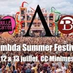 Lambda Summer Festival : Théâtre d'Improvisation par Lambda