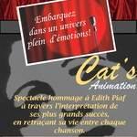 Cat's Animation - Du côté de chez Piaf