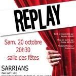 Replay - 3 000 ans de théâtre en 1h10 pas plus!