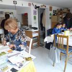 association florine - les cours d'arts plastiques et de loisirs créatifs de l'association florine