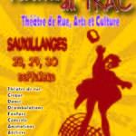 Festival du TRAC (Théâtre de Rue Arts et Cultures)