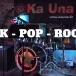 Ka Una - Groupe de musique : Reprises Pop / Rock et Funk !