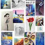 Atelier Art LT 37 - Cours dessin peinture et Arts appliqués Tours, rentrée 2018
