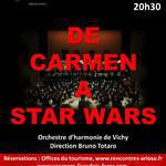 DE CARMEN A STAR WARS