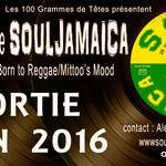 Sortie du 1er 45t vinyl de SoulJamaica   Juin 2016