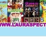 L'AURA SPECTACLES - DECOUVREZ TOUS NOS SPECTACLES ET ANIMATIONS