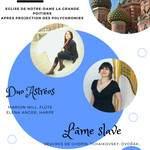 Concert flûte et harpe - L'âme slave