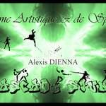 Alexis DIENNA - Escrime artistique et cascade physique
