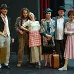 """Pièce """"Les Migrants"""" par le Théâtre de l'Escabeau"""