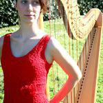 Léonie Clouvel - Cours de harpe classique/celtique-formation et éveil musical