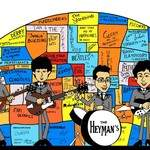THE HEYMAN'S - A TRIBUTE TO THE BEATLES