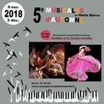 5e Musicales d'Automne en Haute Bièvre - Opus4