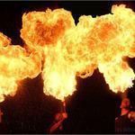 Cie Les potes au feu  - Spectacle de rue, Feu, Échasse, et pyrotechnie