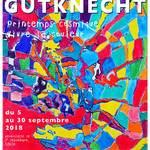 """Christel Gutknecht   """"Printemps cosmique - Vivre la couleur"""""""