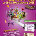 Festival Césarts fête la planète - 8e édition
