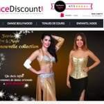 Costumes de danse orientale et indienne sur BellydanceDiscount.com