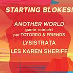 ANOTHER WORLD BY TOTORRO & FRIENDS + LYSISTRATA