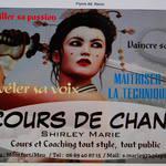 Shirley Marie - Cours de Chant, Technique Vocale et Piano/Chant tous publics