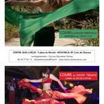 Les Alouettes Naïves - Cours de danse orientale et tsigane