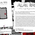 """ALLAN RYAN """"... Et le sirop de grenadine"""""""