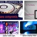 Music Business Dj - Dj - Location Prestation Eclairage sono Photobooth