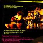 Cie Attrape Sourire - Balaniconte, contes et musiques du monde, de 4 à 124 ans
