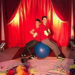 Stage d'initiation aux arts du cirque itinérant  sous chapiteau