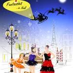 Compagnie Mouvance D'Arts - Spectacle jeune public - Fantaisies... de Noël !