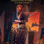 """Carine Cottineau - """"L'empreinte"""" Conférence dansée sur l'histoire de la danse"""