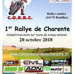 1°  RALLYE  ROUTIER  MOTO  de  CHARENTE  - 16 -